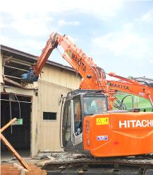 家の解体工事ならマキタ創建へ