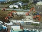 水族館解体工事を施工しています